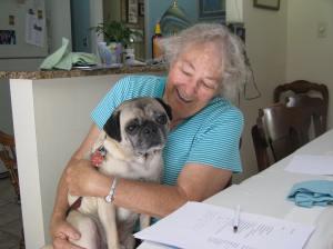 Aunt Marita Green