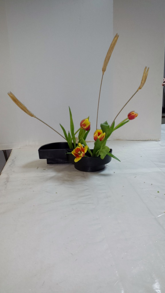 Ikebana Arrangement 1