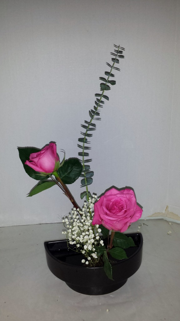 Ikebana Arrangement 2