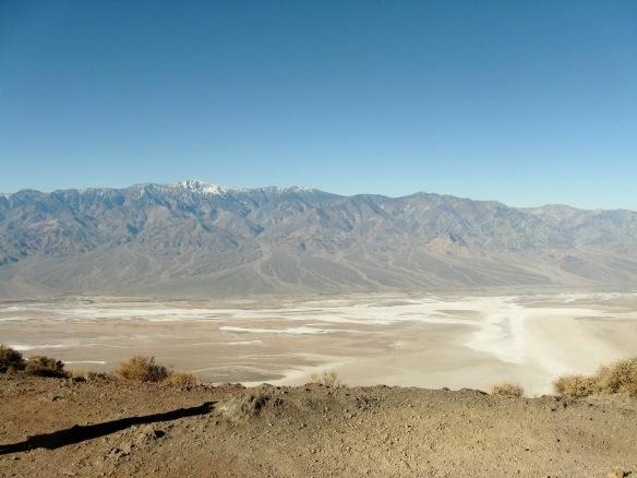 Atop Dante's View
