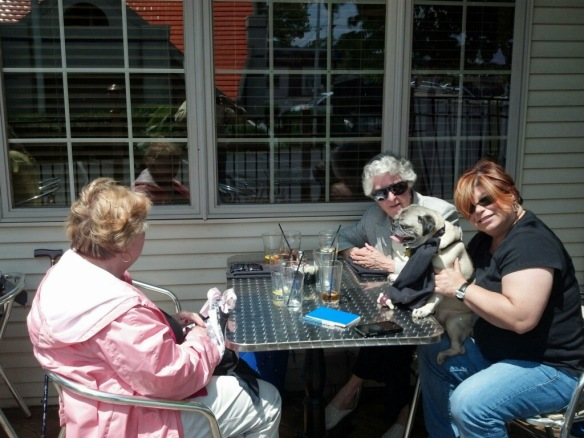Lunching with the Ladies