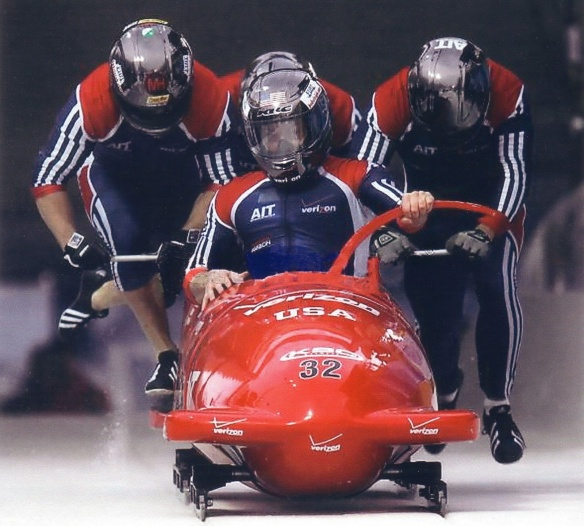 bobsled.